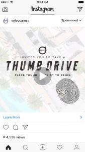 Instagram Video Ads
