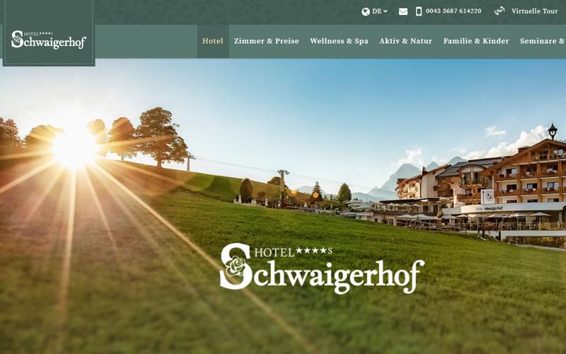 Schwaigerhof Beispiel - eMagnetix