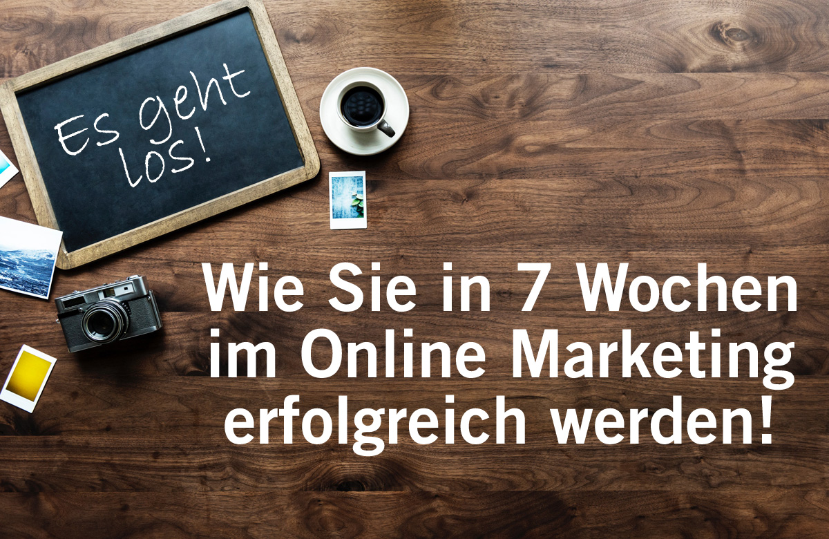 7 Wochen Online Marketing Kurs - eMagnetix