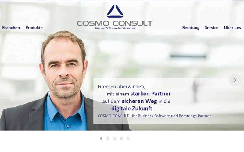 Cosmo Consult in Kundenmeinungen - eMagnetix