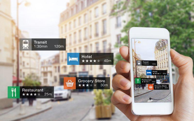 Mobile Maps Einträge - eMagnetix