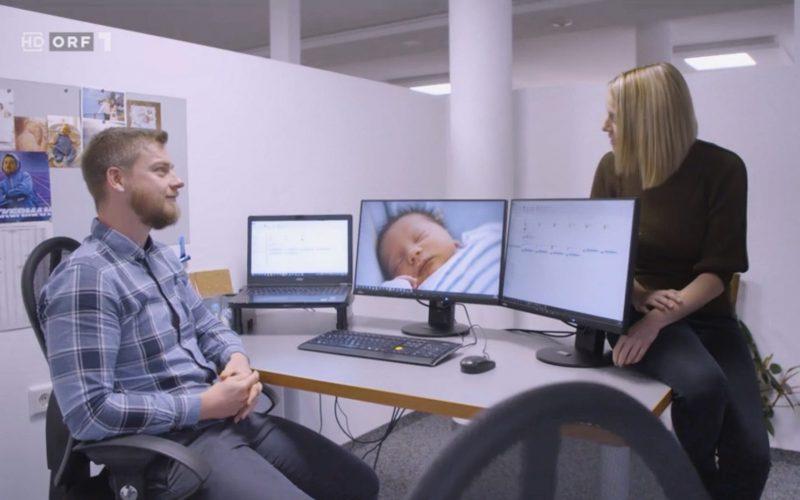 Interview zur Dok 1-Reportage auf ORF 1 - eMagnetix Online Marketing